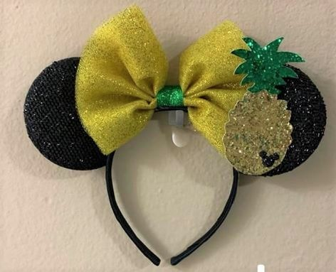 Dole whip Minnie Ears
