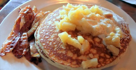 pancakes Kona