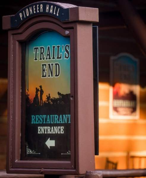 trails end
