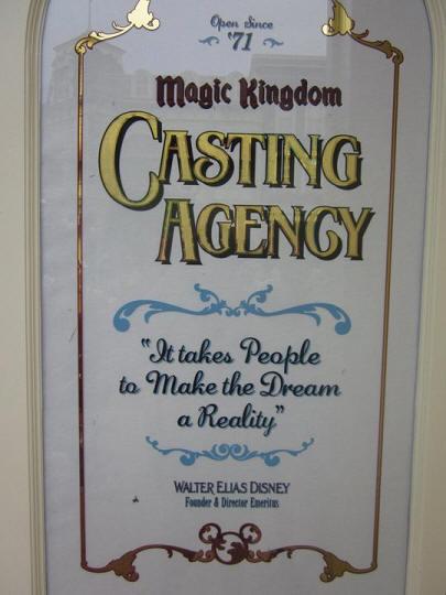 cast member door