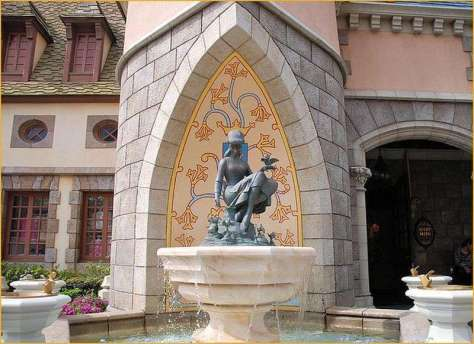cinderella-fountain