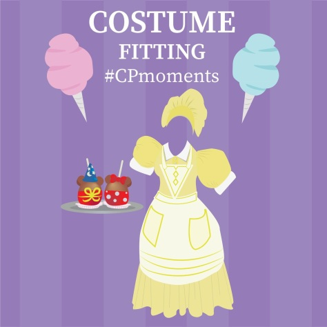 Confectionary Costume
