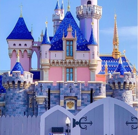 sleeping beauty castle1