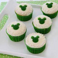 St Patricks Day Irish Cupcakes