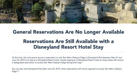 Star Wars Reservations
