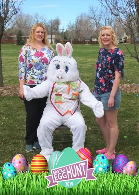 Elly & Caroline Easter