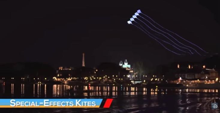 epcot kites