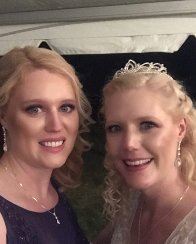 Two Disney Sisters Cinderella