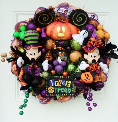 car antenna topper door wreath