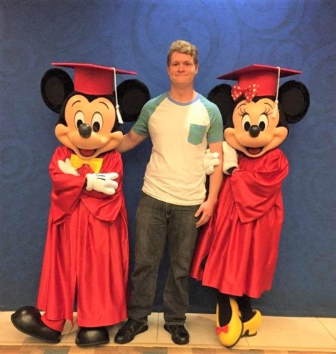 dcp grad Mickey
