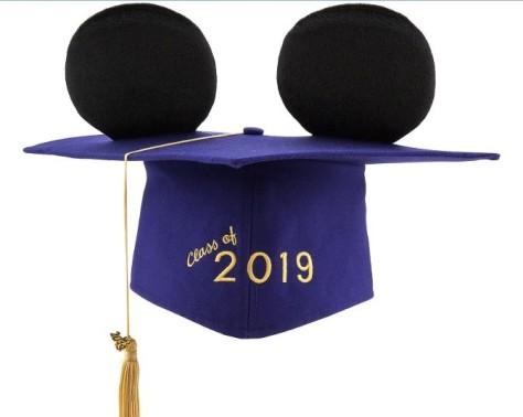 dcp graduation ears