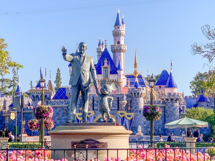 dlr4 Partners Sleeping Beauty Castle