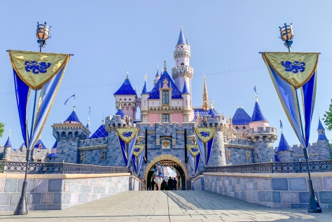 dlr7 Sleeping Beauty Castle