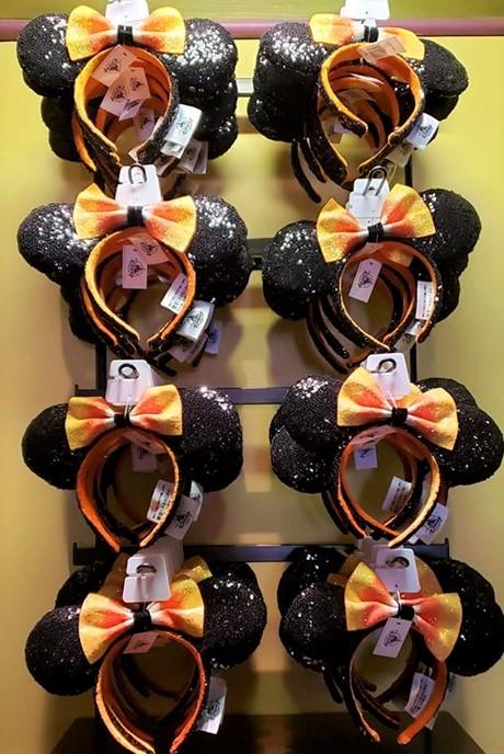 Minnie ears Halloween