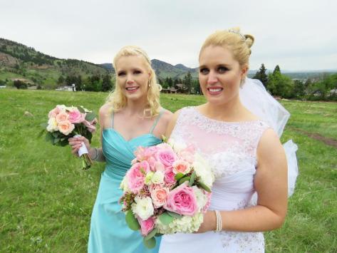 elly wedding