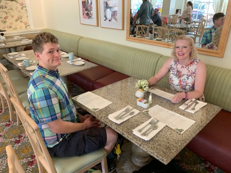 Disney's Grand Floridian Cafe