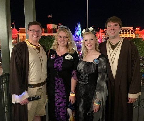 Jedi Knights Star Wars MNSSHP