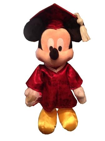 Graduation Mickey