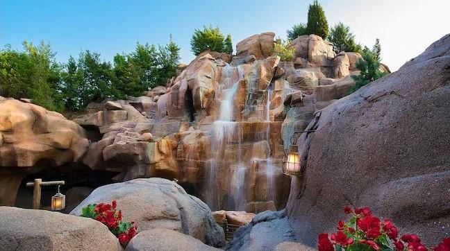 Canada waterfall