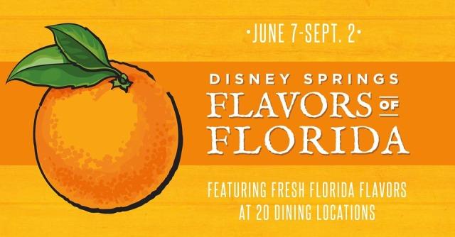 Flavors of Florida Disney Springs