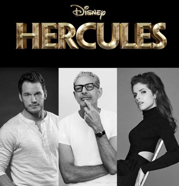 Disney Hercules 2022 Live Action Movie Elly And Caroline S