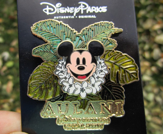 jungle cruise Aulani Disney pin