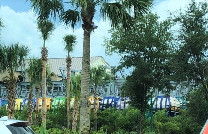 Disney-Skyliner-Hurricane-Dorian-Caribbean-Beach
