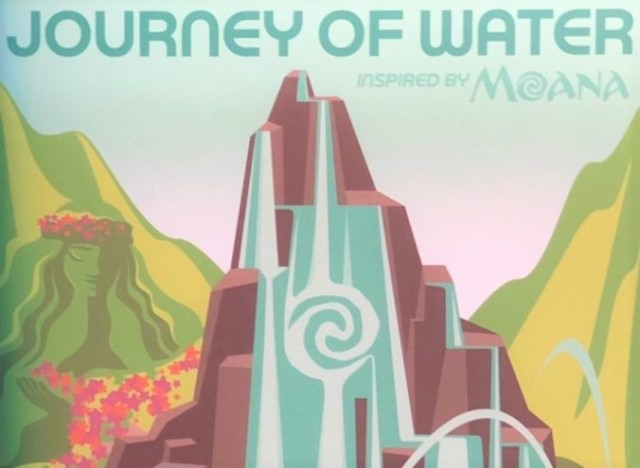 journey into water