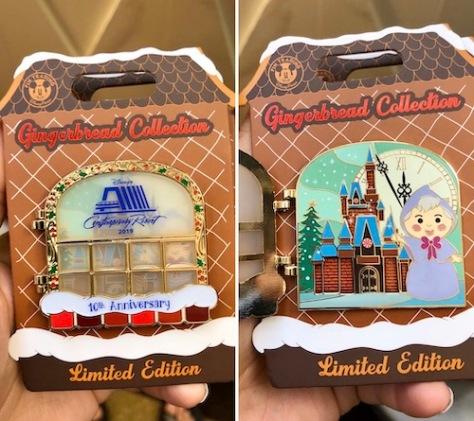 Contemporary-Resort-Gingerbread-2019-Disney-Pin