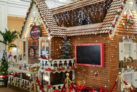 gingerbread shoppe