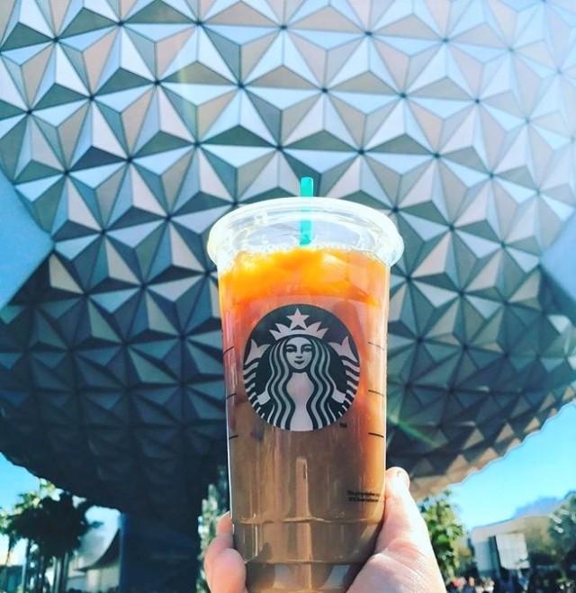 Epcot Starbucks