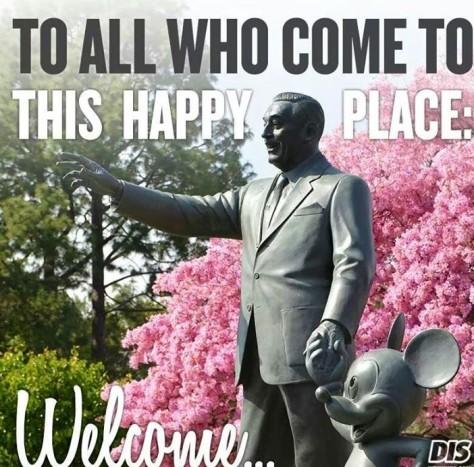 DLR Spring Walt Mickey