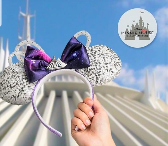 Tomorrowland Minnie Ears