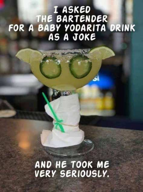 yoda drink