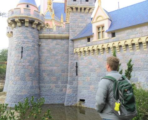 aurora2 Disneyland Castle