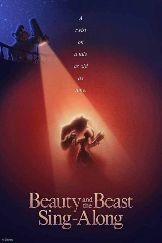 Belle beautybeastsingalong