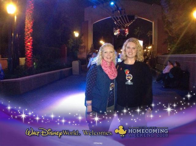 Two Disney sisters2 DCP Alumni