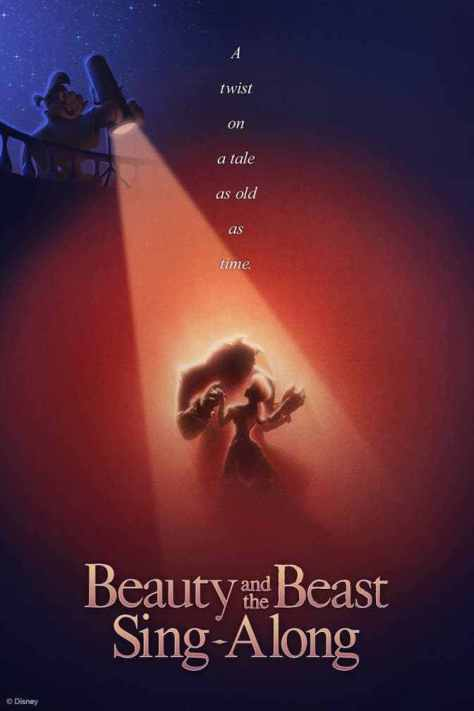 Belle beautybeastsingalong