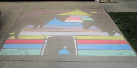 chalk castle