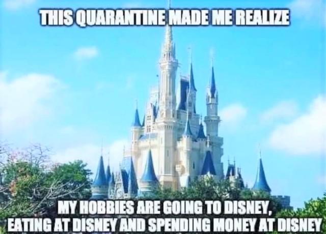 Disney Hobbies