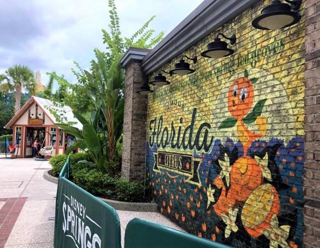 Disney Springs ob