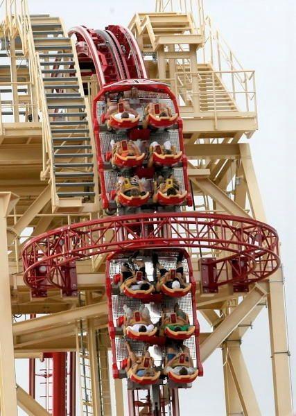 Universal roller coaster1