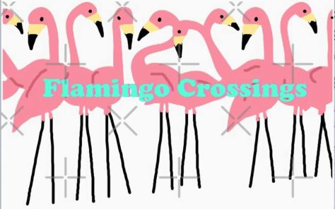 flamingo crossings