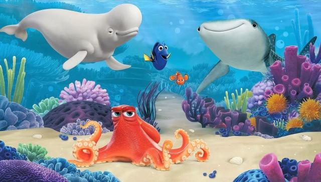 Disney10 Dory Nemo